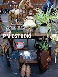 Detalle del stand de PM Estudio en Desembalaje Cantabria