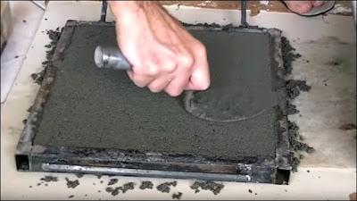 lajota concreto caseira