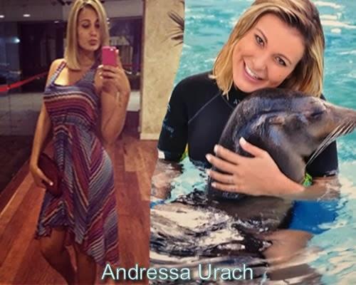Andressa Urach en Su Instagram