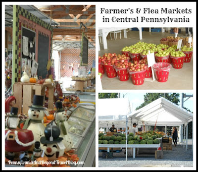 7 Farmer's Markets and Flea Markets in Pennsylvania