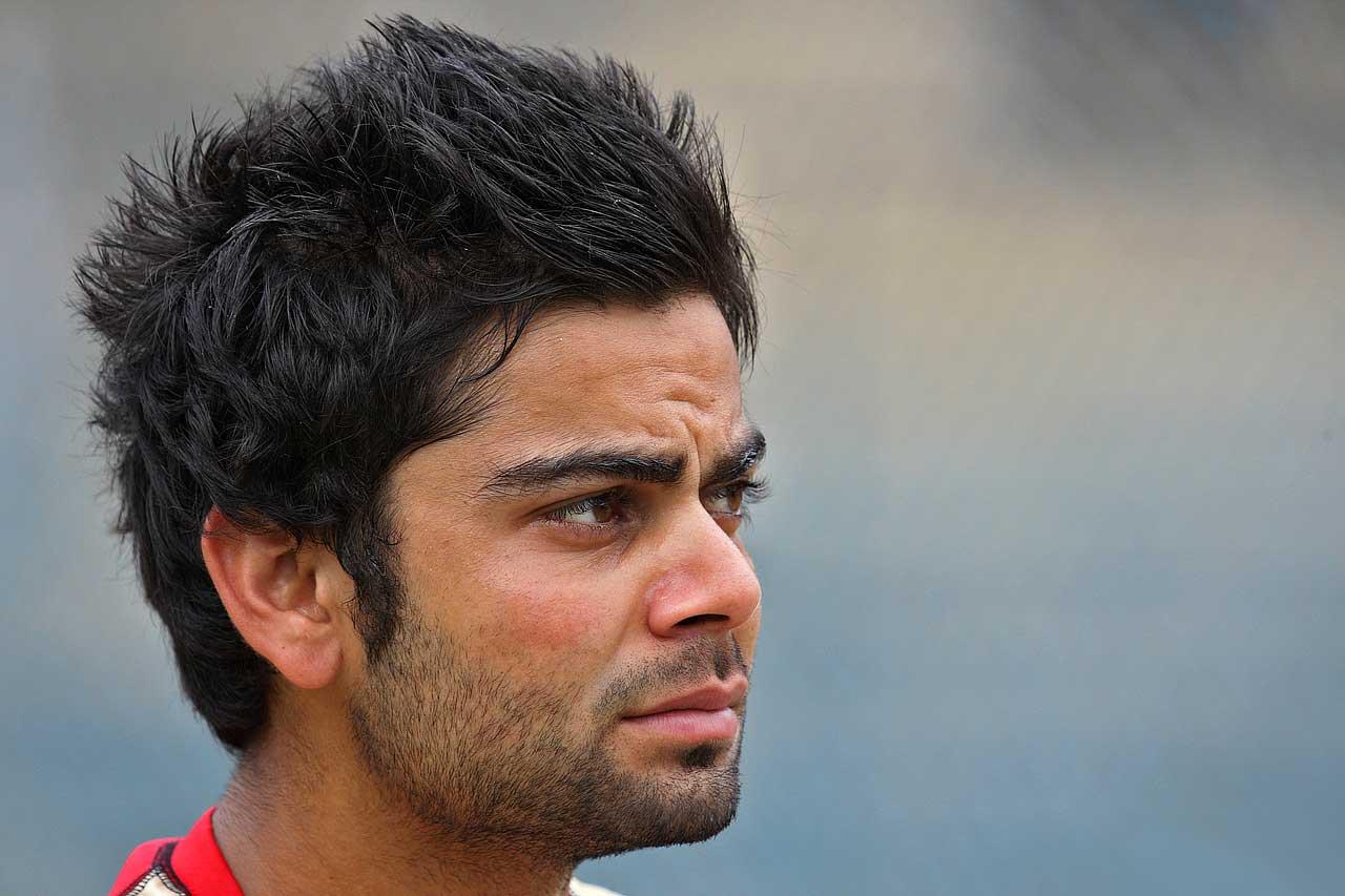 Virat Kohli Hairstyle Images Cricketer Pics