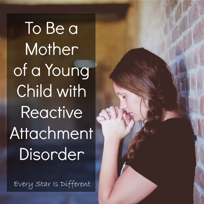 To Be a Mother of a Young Child with Reactive Attachment Disorder