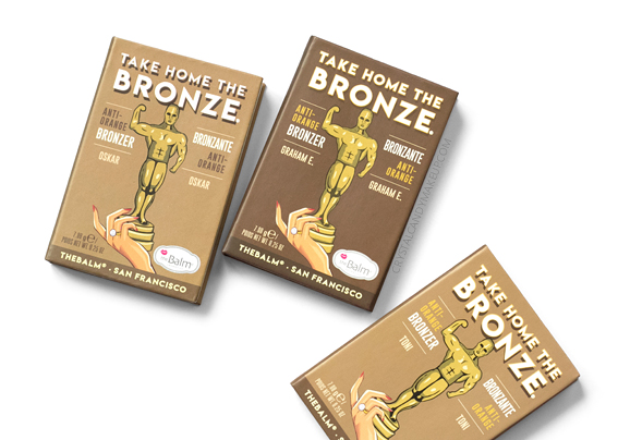 TheBalm Take Home The Bronze Bronzing Powders Review
