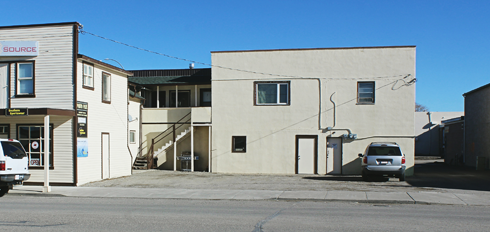 Ennis Apartment Brokeback Mountain Location Fort Macleod