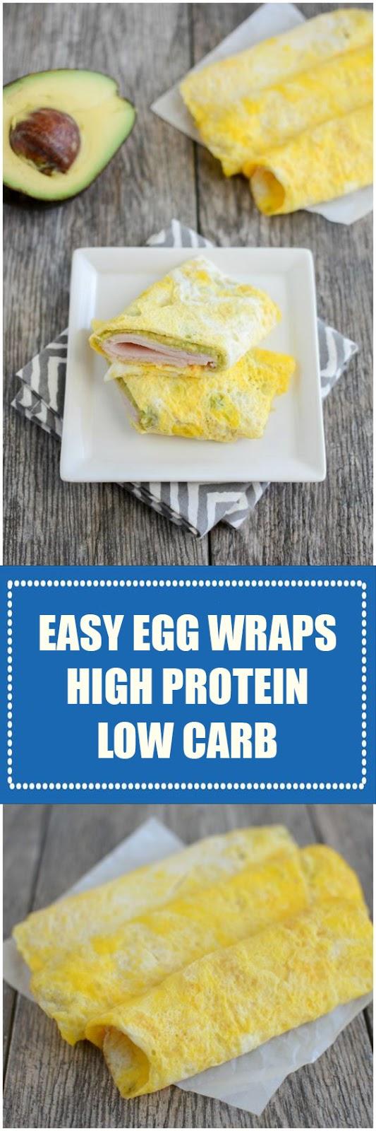 Easy Egg Wraps
