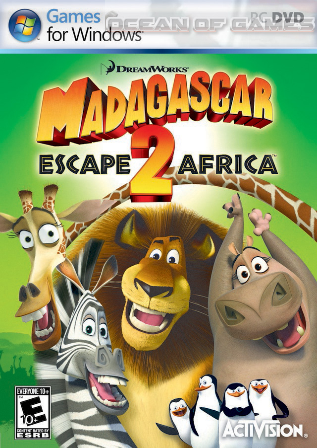 MADAGASCAR 2 ESCAPE AFRICA (PC)