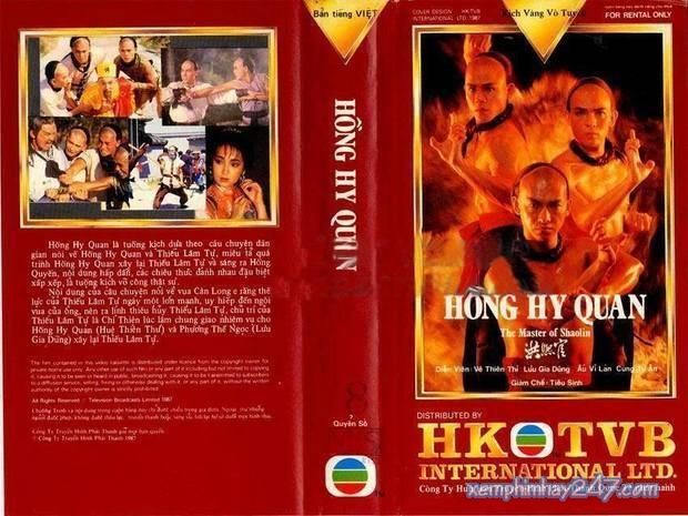 http://xemphimhay247.com - Xem phim hay 247 - Hồng Hy Quan (1986) - The Master Of Shaolin (1986)