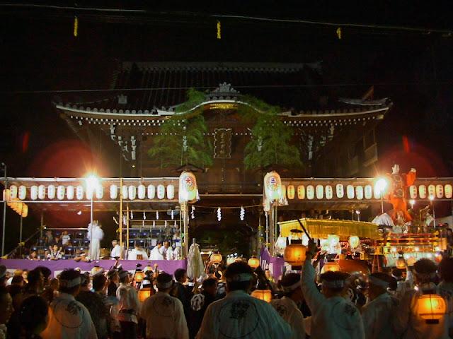 Ishidori Matsuri (stone festival), Kuwana City, Mie Pref.