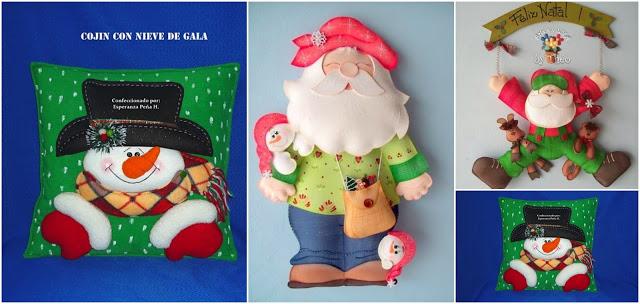 moldes-navideños