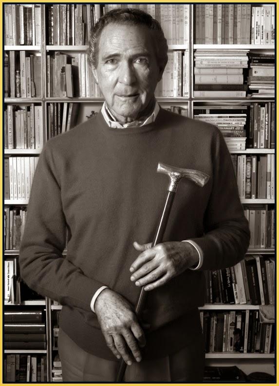 Antonio Gala. Escritor.