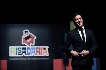Tietê Plaza Shopping traz Rafael Cortez em show de abertura gratuito do RISADARIA 2016