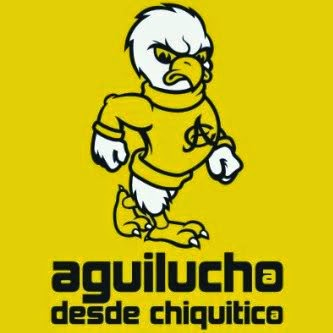 aguilucho desde chiquitico