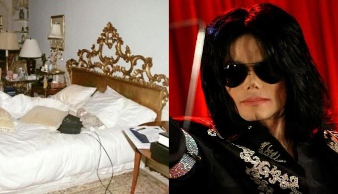 Michael Jackson: muestran fotos inéditas de la habitación en la que murió hace 10 años