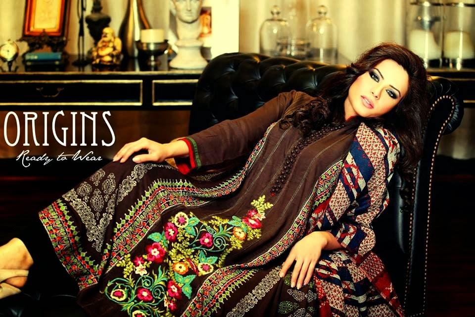 Origins 2014 winter collection