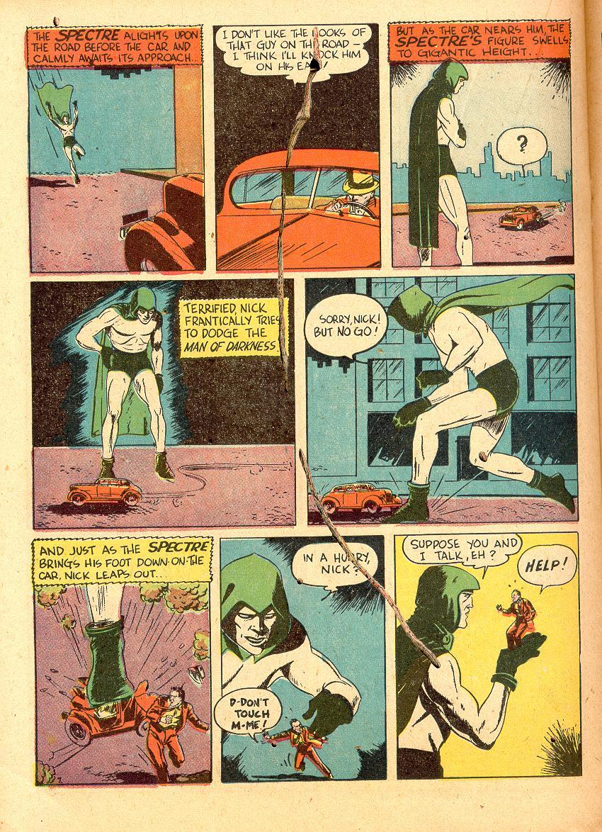 Read online All-Star Comics comic -  Issue #1 - 42