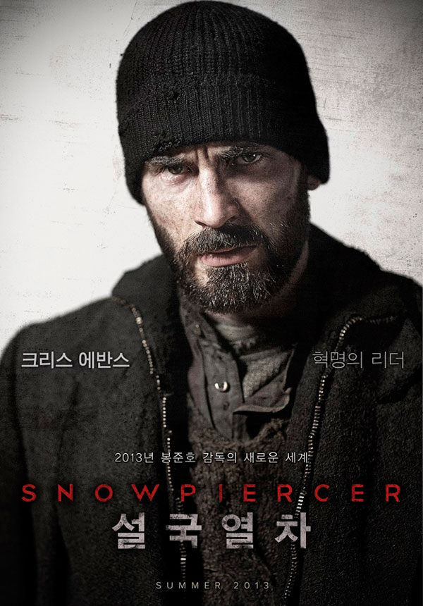 Snowpiercer - Chris Evans | A Constantly Racing Mind
