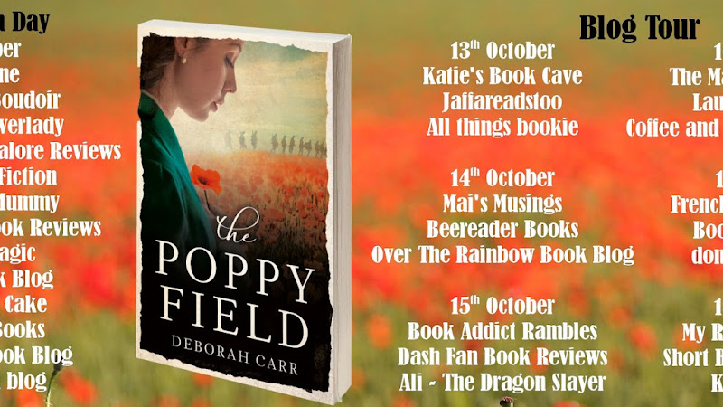 The Poppy Field by Deborah Carr Review