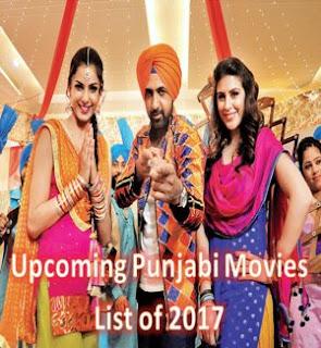 Upcoming Punjabi Movies List of 2017