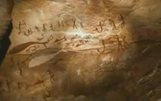 sirenas20 - Pinturas milenarias como altamira en donde se describen sirenas