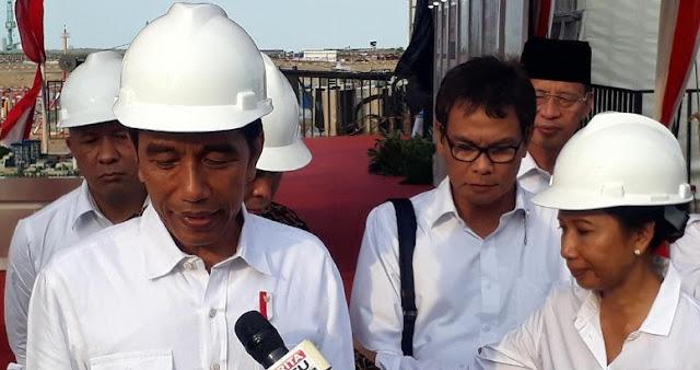 Jokowi Bakal Pindahkan Inalum ke Kalimantan, Kapasitas 3 Kali Lipat