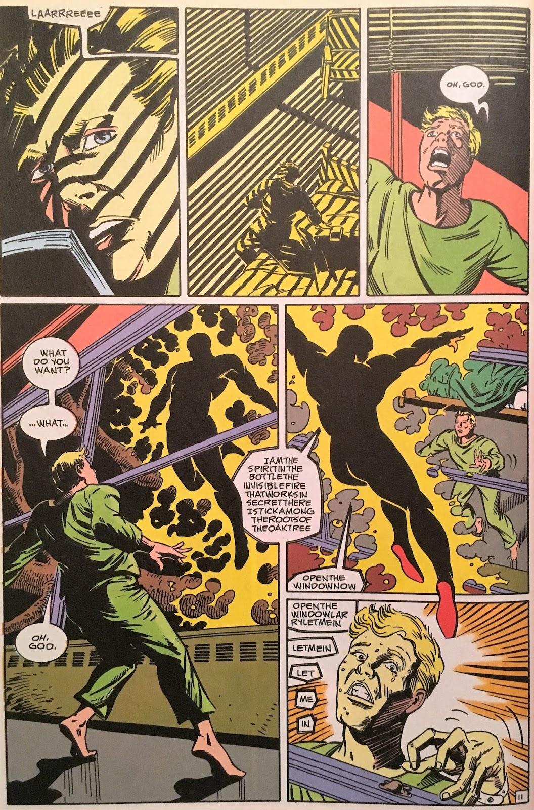 The Doom Patrol #19 February 1989 DC Comics Morrison Case