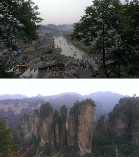 Fenghuang, Zhangjiajie, Avatar Park