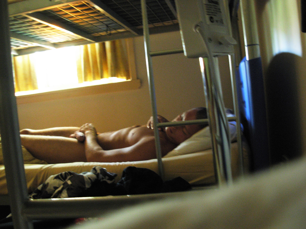 Naked guys hostel — img 1