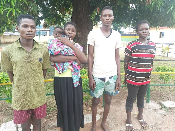 Child Kidnapped In Benue And Sold For N500K In Abia, Rescued. Photos