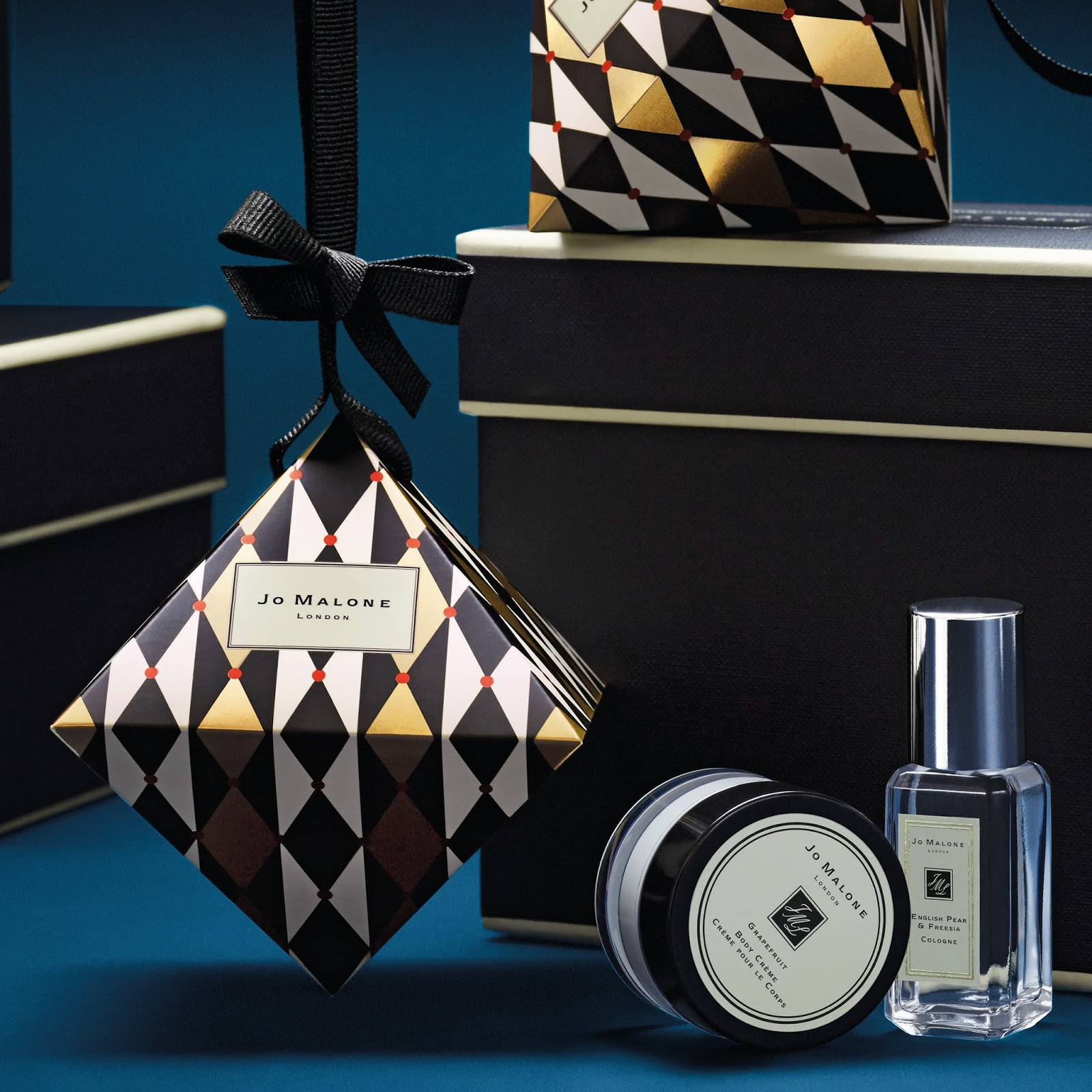 My sweet valentine Jo Malone Christmas Collection