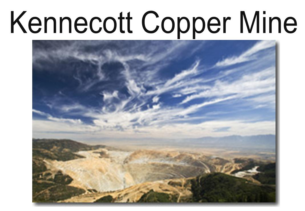 Kennecott Copper Mine Tour Hours