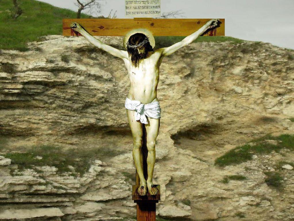 Jesus Christ Crusification