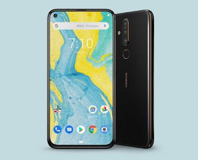 مميزات و مواصفات هاتف نوكيا الجديد  Nokia X71 التقنية