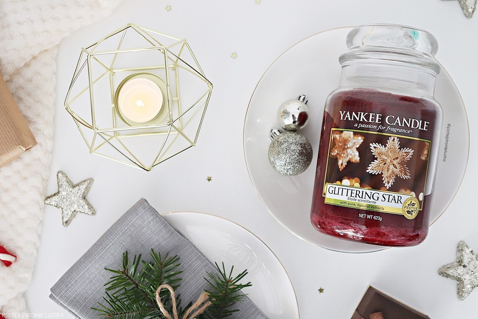 yankee candle glittering star Q4 2018 Holiday Sparkle
