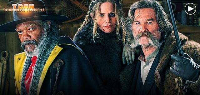 Trailer pentru noul film marca Quentin Tarantino, The Hateful Eight
