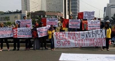 Ingin Lanjutkan Reklamasi, Luhut Disebut Telah Hina Hukum di Indonesia