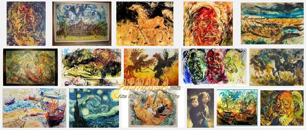 101 Gambar Abstrak Beserta Penjelasannya Kekinian