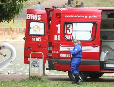 Guarda Municipal é espancado no Parque Lago das Rosas, em Goiânia (GO)