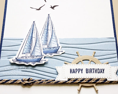 Heart's Delight Cards, 2019 AC Sneak Peek, Sailing Home, Stampin' Up!