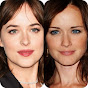 Dakota Johnson look alike Alexis Bledel looks like Sexy Beautiful Shades Darker in Splendid Traveling Pants of Nakedness