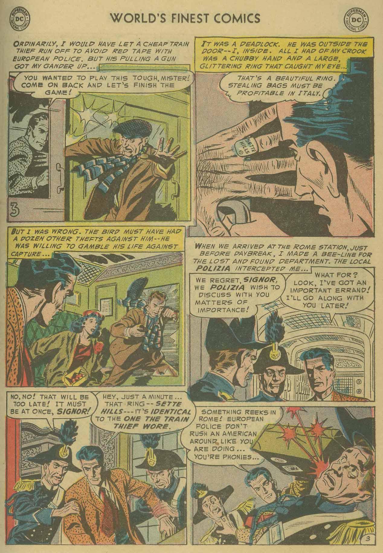 Read online World's Finest Comics comic -  Issue #69 - 45