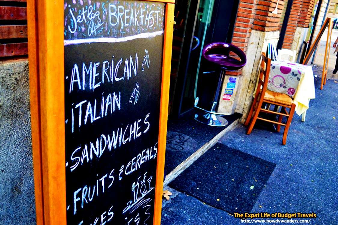 bowdywanders.com Singapore Travel Blog Philippines Photo :: Italy:: Jetlag 64 Café in Rome