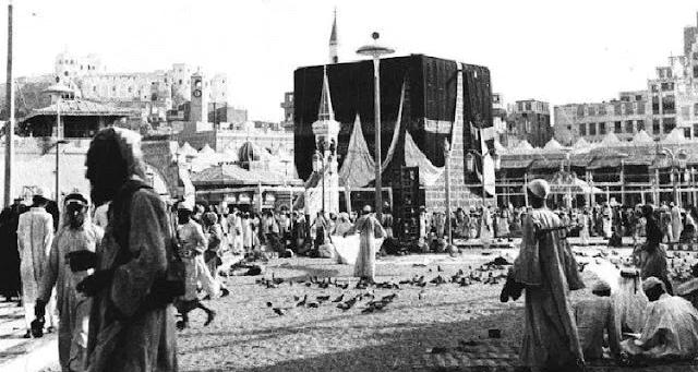 Sejarah  Munculnya Huruf Arab Pegon Ketika Orang Indonesia Di Makkah