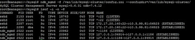 MySQL Cluster on Ubuntu 17.04