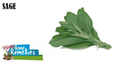 Home Remedies For Mucocele (Mucous Cyst): Sage