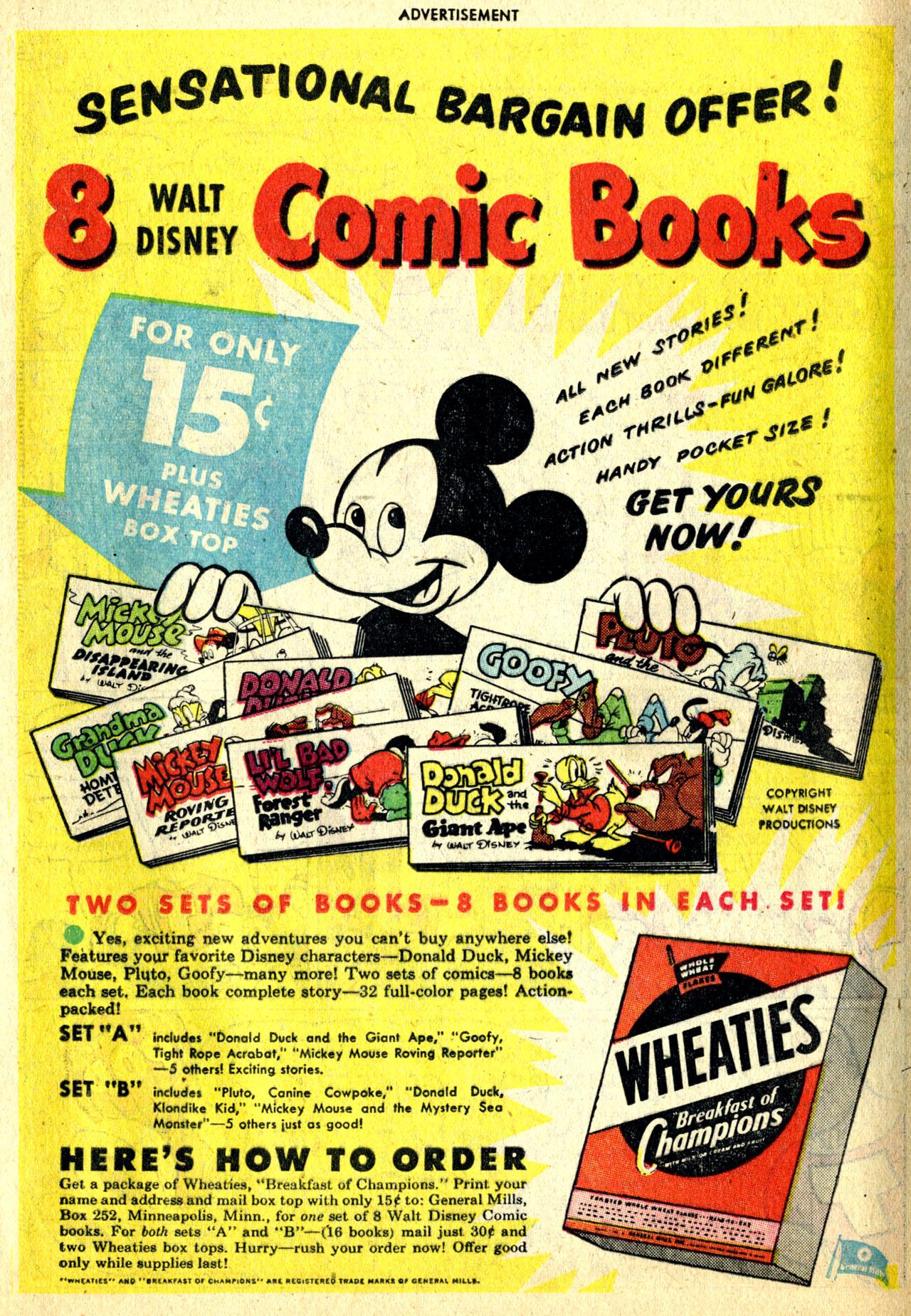 Read online Detective Comics (1937) comic -  Issue #168 - 17