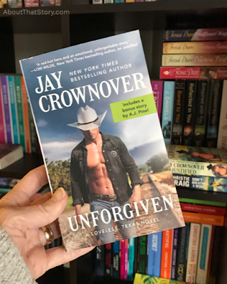Book Review: Unforgiven (Loveless, Texas #2) by Jay Crownover | About That Story