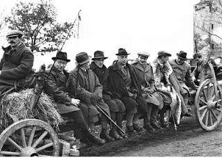 Polowanie reprezentacyjne w lasach Komory Cieszyńskiej 1938