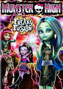 Monster High: Fusión monstruosa (2014) ()