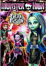 Monster High: Fusión monstruosa (2014)