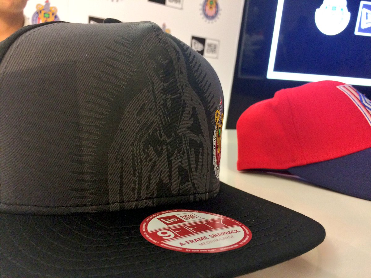 Gorra New Era Chivas